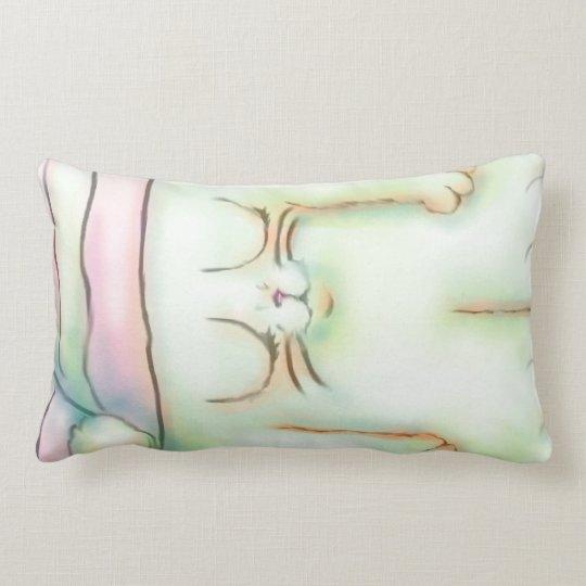 猫枕ちゃん ランバークッション