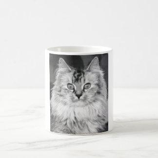 猫2 コーヒーマグカップ