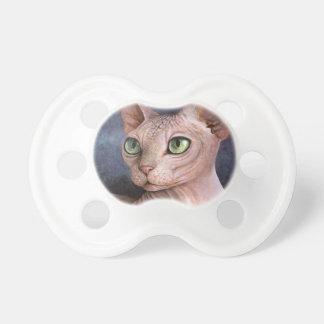 猫578 Sphynx おしゃぶり