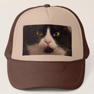猫 キャップ