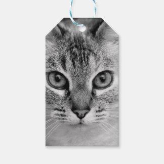 猫 ギフトタグ