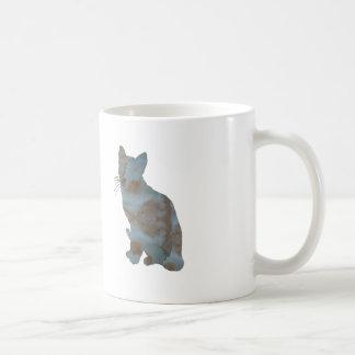 猫 コーヒーマグカップ