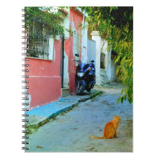 猫 ノートブック