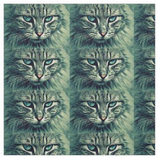 猫 ファブリック