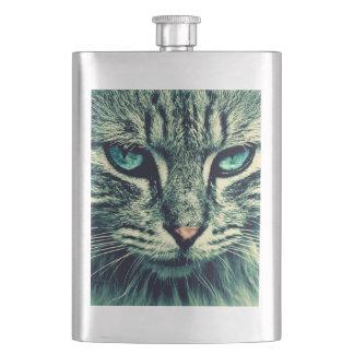 猫 フラスク