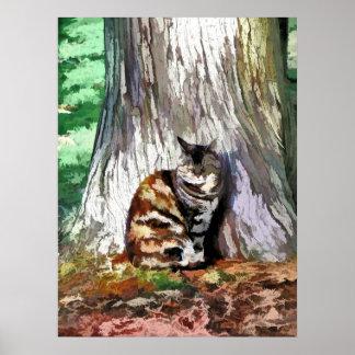 猫 ポスター