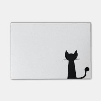 猫 ポストイット