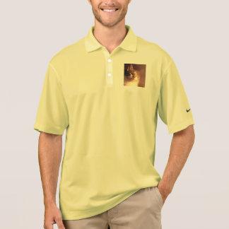 猫 ポロシャツ