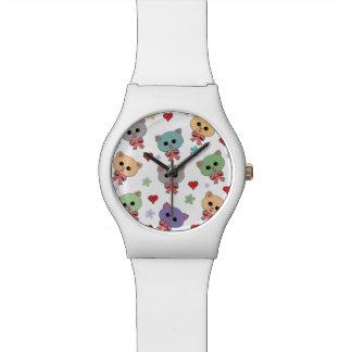 猫 腕時計