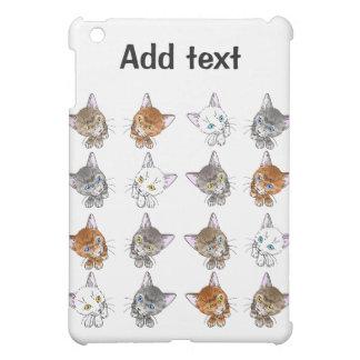 猫 iPad MINIカバー