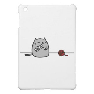 猫 iPad MINIケース