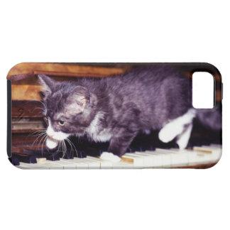 猫 iPhone SE/5/5s ケース