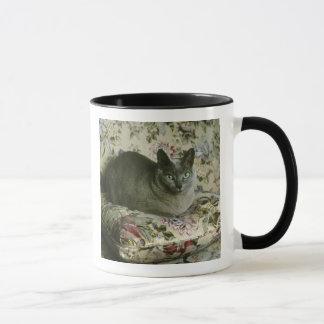 猫、Minnie、Tonkinese. マグカップ