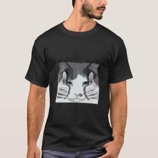 猫! Tシャツ