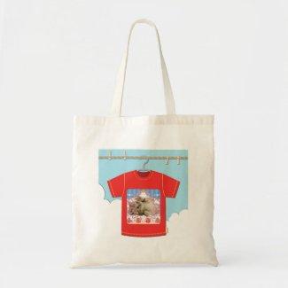 猫Tシャツ トートカバン