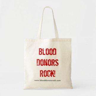 献血者の石! トートバッグ