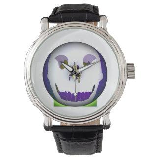 猿のスカル 腕時計