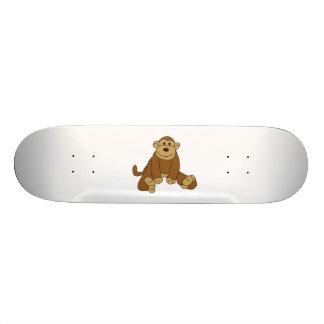猿のスケートボード スケボーデッキ