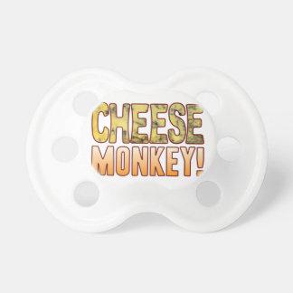猿のブルーチーズ おしゃぶり