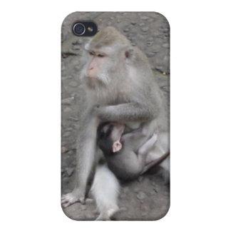 猿のママ iPhone 4/4S CASE