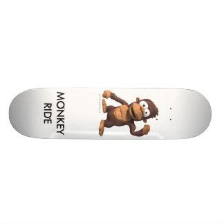 猿の乗車 スケートボードデッキ