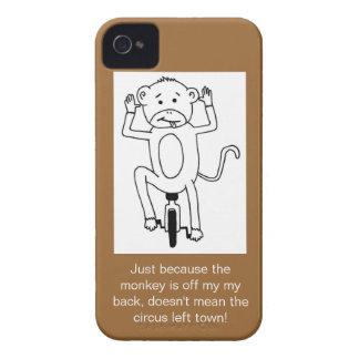 猿の例 Case-Mate iPhone 4 ケース