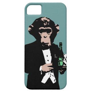 猿の執事 iPhone SE/5/5s ケース