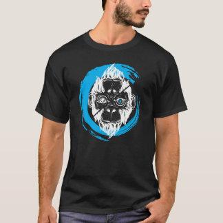 猿の変更 Tシャツ