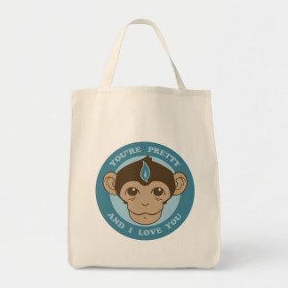 猿の心の聖餐杯 トートバッグ