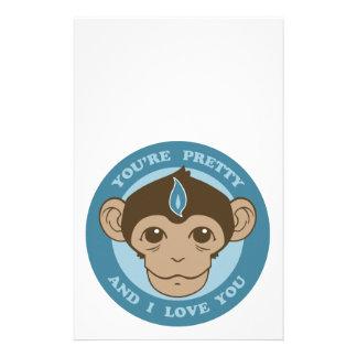 猿の心の聖餐杯 便箋