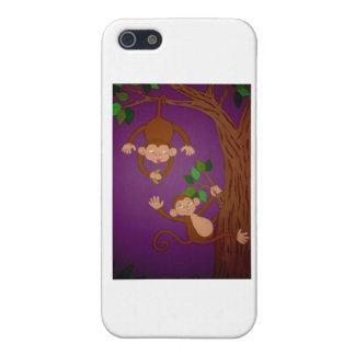 猿の演劇 iPhone 5 COVER