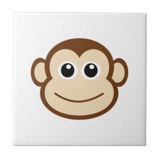 猿の漫画 タイル