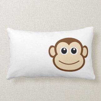 猿の漫画 ランバークッション