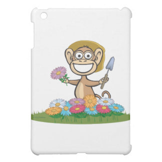 猿の花の庭師 iPad MINI CASE