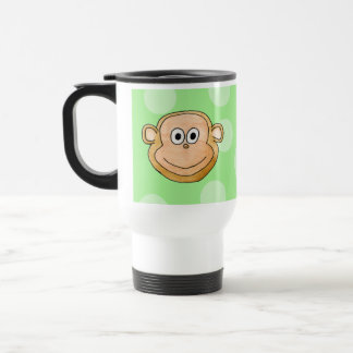 猿の表面 トラベルマグ