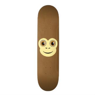 猿の顔 18.1CM オールドスクールスケートボードデッキ
