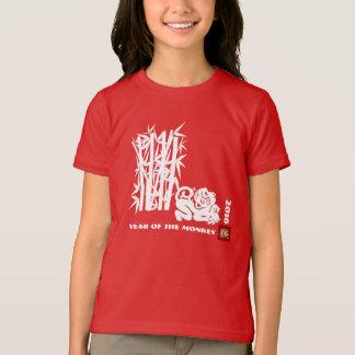 猿の2016人の中国人年はTシャツをからかいます Tシャツ