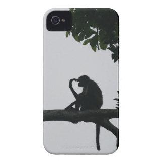 猿のiPhoneの場合 Case-Mate iPhone 4 ケース