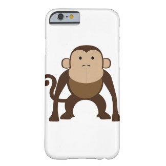 猿のiPhone 6/6s Barely There iPhone 6 ケース
