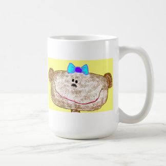 猿のMaxineのマグ コーヒーマグカップ