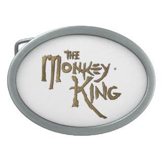 猿王の楕円形のベルトの留め金 卵形バックル