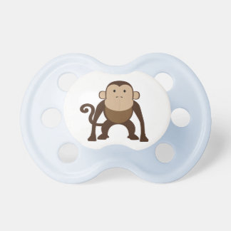 猿 おしゃぶり