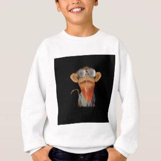 猿 スウェットシャツ