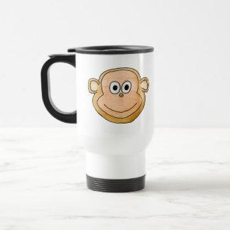 猿 トラベルマグ