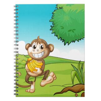猿 ノートブック