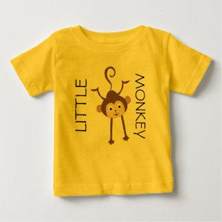猿 ベビーTシャツ