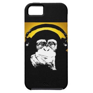 猿DJのiPhone 5の場合 iPhone SE/5/5s ケース
