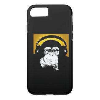 猿DJのiPhone 7の場合 iPhone 8/7ケース