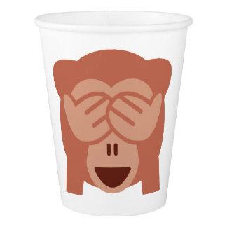 猿Emoji 紙コップ