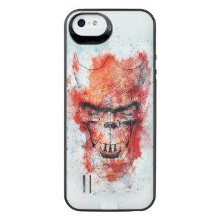 獣のスカル iPhone SE/5/5sバッテリーケース